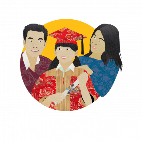 ChineesCultuurplein-illustratie-Samenleving&Identiteit-Victorgrafischontwerp